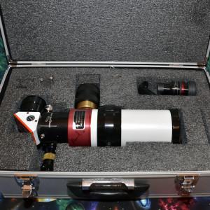 Equip - Lunt LS60THa Pressure Tuned