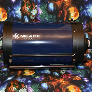 Equip - Meade 12inch LX200-ACF