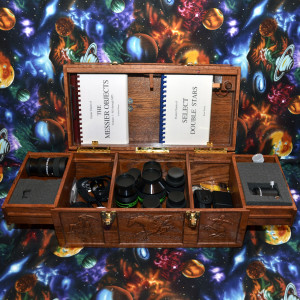Equip - Wood Wonders Case - Eyepieces